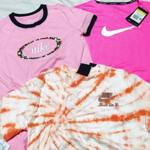 セールだったのでジョギング用にNIKEのTシャツを買いました( *´艸`)