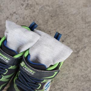 ダイソー商品で息子の靴の悩みを簡単解決