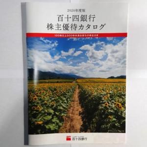 百十四銀行(8386)の株主優待|カタログギフト