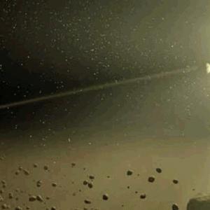 新しく発見された太陽系外惑星 AU Mic b