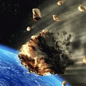 2020年9月小惑星衝突の可能性