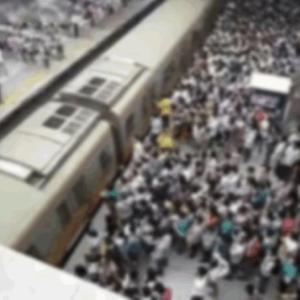 新型コロナウィルス本日東京感染者は55人満員電車のことは触れず