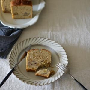 絶品の栗コーヒーパウンドケーキ