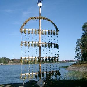 夏至祭り:フィンランドの夏の訪れを祝う