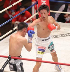 清水聡、7回TKO勝ちで東洋太平洋V5 井上浩樹、王座陥落