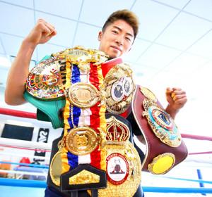 井上尚弥「決勝を待てない」 WBSS決勝のドネア戦