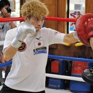 田中恒成 ゴンサレス戦に向け 公開練習