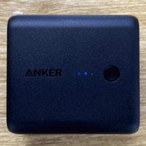 【 Anker PowerCore Fusion 5000 】amazonの批判的レビューを実機で検証【旅先で大活躍のモバイルバッテリー】