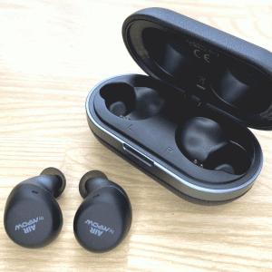【 AIR by MPOW X5.1J レビュー】日本人好みの音質や操作性の完全ワイヤレスイヤホン