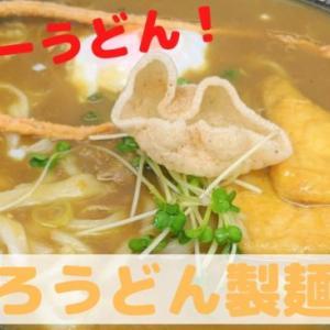 【参謀ふりぃ参戦】福島市のむろうどん製麺所のカレーうどんを口コミレビュー!