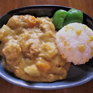 【米粉】カレールーから作る低カロリーカレーの作り方・レシピ♬アレルギー対応*
