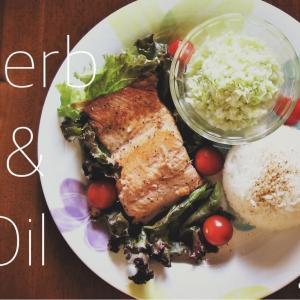 【レシピ】マスのハーブオイル漬け*魚料理*カフェごはん*今日のごはん