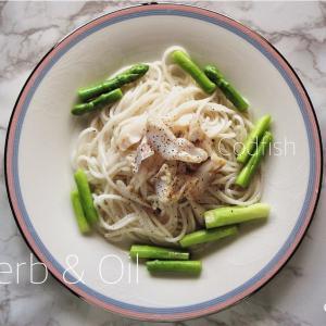 鱈のオイル漬けのパスタ*魚レシピ*今日のご飯