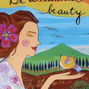 生まれながらの美しさを大切にしましょう クレージーセクシーラブノートカード
