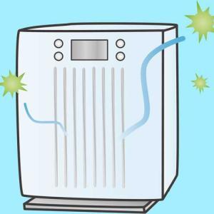 空気清浄機おすすめは?ウィルスに効果あるの?
