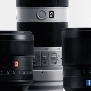 【カメラ】今後のために、Sony α Eマウント E/FEレンズ について語ろう。