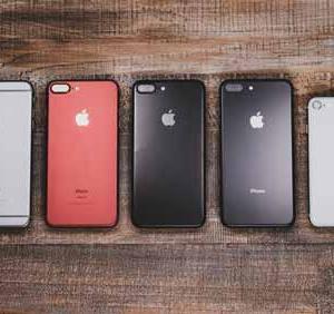 【スマホ】「歴代iPhone」人気投票の結果発表!!一位はやっぱり…!?