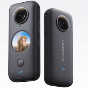 【360度カメラ】Insta360 Japanは、360度カメラの新製品「Insta360 ONE X2」を10月28日 発表…価格は5万5000円(税込)。