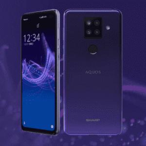 【スマホ】Rakuten Mobileは、SHARP製のスマートフォン「AQUOS sense4 plus SH-M16」を11月25日より発売…価格は39,819円(税別)。