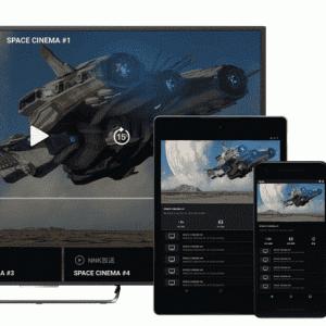 【アプリ】デジオンは、自宅のレコーダーの録画番組や放送中の番組を再生できるアプリ「DiXiM Play」において、Android TVに対応した「DiXiM Play Androidテレビ版」を発売…「Chromecast with Google TV」でも使用できるぞ!