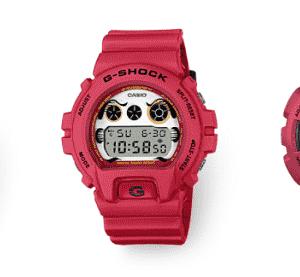 【時計】カシオは、「達磨(だるま)」をデザインモチーフにした「G-SHOCK」New モデルを12月に発売!!