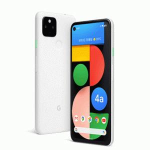 【スマホ】Google  ソフトバンクは、Androidスマートフォン「Google Pixel 4a(5G)」に新色「Clearly White」(クリアリーホワイト)を追加、1月22日から発売!!