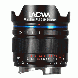 【レンズ】LAOWA  フルサイズミラーレス用の超広角レンズ「14mm F4 FF RL Zero-D」1月29日に発売…E/Z/RF/L/Mマウント用をラインアップ!!