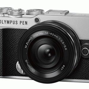 【カメラ】新会社で初のカメラ新機種「OLYMPUS PEN E-P7」キタ━━━━(゚∀゚)━━━━!!