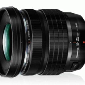 【レンズ】OMデジタルソリューションズ「M.ZUIKO DIGITAL ED 8-25mm F4.0 PRO」キタ━━━━(゚∀゚)━━━━!!