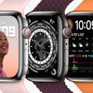 【スマートウォッチ】Apple「Apple Watch Series 7」この秋に発売!…それまでに「アルミ」「ステンレス」「チタン」どれにするか決めないと!