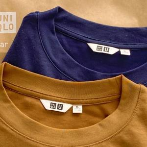 Uniqlo U(ユニクロユー)エアリズムコットンオーバーサイズTシャツを追加購入!