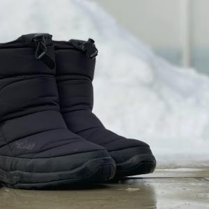 ノースフェイス ヌプシブーティーは真冬の使い勝手最強ブーツ!