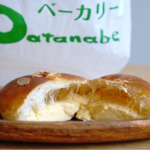 絶品過ぎる昭和モダンな菓子パン@ベーカリーワタナベ