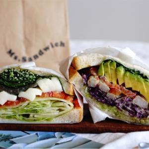 大阪・谷町筋にオープンしたお洒落なサンドイッチ専門店@Ms.Sandwich