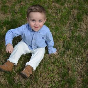 2歳児男の子のヘアスタイルに《ママ必見》