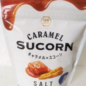 【あまじょっぱい】キャラメル×スコーン ソルトキャラメル