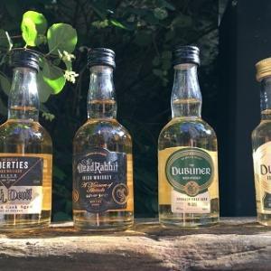 アイリッシュ・ウイスキーのミニチュア・ボトル – その2
