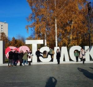 歴史の街・木造建築・トムスク