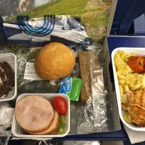 オーロラ航空でイルクーツクへ飛ぶ。