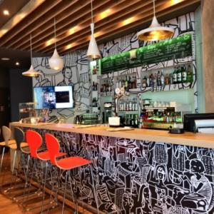 「ibis Irukutsk Center」 ホテルに泊まる