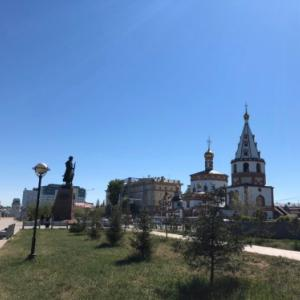 ≪シベリアのパリ≫イルクーツク観光