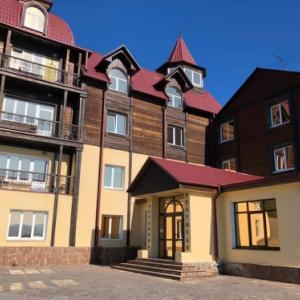 バイカル湖畔のホテル「Legend of Baikal」