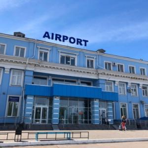 イルクーツク空港国際線ターミナル