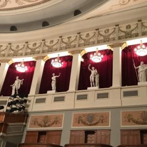 ノボシビルスクのオペラバレエ劇場はロシア最大の劇場です