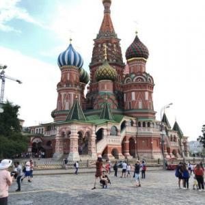 モスクワ+サンクトペテルブルクの2都市ツアー