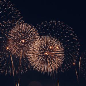 【能代市】8月5日に花火の打ち上げが予定されてるみたい!