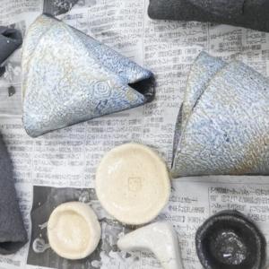 【夢工房 咲く・咲く】9月20日から「野阿展」という陶器の展示販売会を行います!