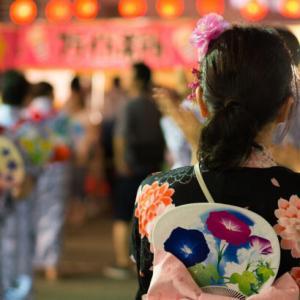 【8月14日開催】「帰ってきた駅前盆踊り」の盆踊り練習を行います!