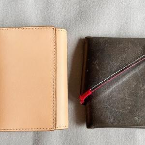 財布を買い替えた【無印良品の三つ折り財布】