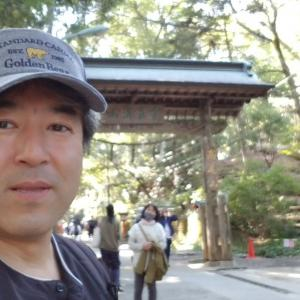 高尾山に登り富士山を見てきた